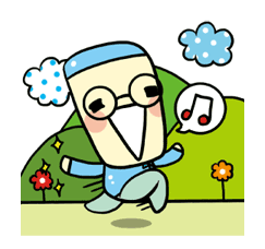 Chanson Dr. Filter Sticker for LINE & WhatsApp | ZIP: GIF & PNG