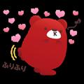 Circle K Sunkus: Purakuma-kun Sticker for LINE & WhatsApp | ZIP: GIF & PNG