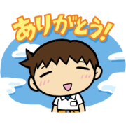 """EVANGELION"" UT Limited Stickers Sticker for LINE & WhatsApp 