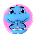 GODJI for You Sticker for LINE & WhatsApp | ZIP: GIF & PNG
