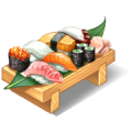 Gourmet Stickers Sticker for LINE & WhatsApp | ZIP: GIF & PNG