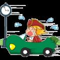 Gulliver-KUN Special! Sticker for LINE & WhatsApp | ZIP: GIF & PNG