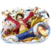 ONE PIECE TREASURE CRUISE Sticker for LINE & WhatsApp | ZIP: GIF & PNG