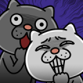 POP UP Annoying Cat 2 Sticker for LINE & WhatsApp | ZIP: GIF & PNG