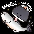 Stickers Drawn by KIRIMI-chan.!