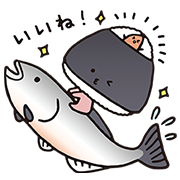 Stickers Drawn by KIRIMIchan.! Sticker for LINE & WhatsApp | ZIP: GIF & PNG