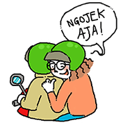 The Lodgers Sticker for LINE & WhatsApp | ZIP: GIF & PNG