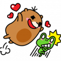 Thomas (for au Smart Pass users) Sticker for LINE & WhatsApp | ZIP: GIF & PNG