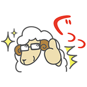 enbaito Stickers #1 Sticker for LINE & WhatsApp | ZIP: GIF & PNG