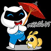vivoandVoonvai Sticker for LINE & WhatsApp | ZIP: GIF & PNG