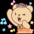 AMO'S Bear (AMO'S STYLE character)