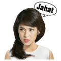Ada Apa Dengan Cinta? 2 Sticker for LINE & WhatsApp | ZIP: GIF & PNG