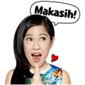 Alumni AADC Special Stickers Sticker for LINE & WhatsApp | ZIP: GIF & PNG