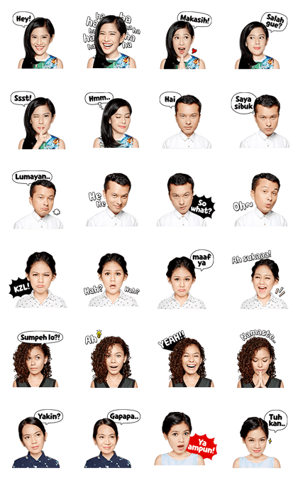 Alumni AADC Special Stickers Line Sticker GIF & PNG Pack: Animated & Transparent No Background | WhatsApp Sticker