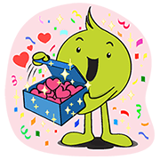 Aunjai is all around Sticker for LINE & WhatsApp | ZIP: GIF & PNG