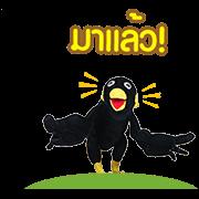 Chao Khun Tong Sticker for LINE & WhatsApp   ZIP: GIF & PNG