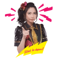 JKT48 - Hanya Lihat Ke Depan Sticker for LINE & WhatsApp | ZIP: GIF & PNG