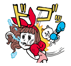 Koi Kokoro Sticker for LINE & WhatsApp | ZIP: GIF & PNG