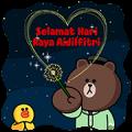 LINE Malaysia – Selamat Hari Raya 2016