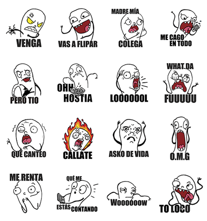LOOOOOOL Line Sticker GIF & PNG Pack: Animated & Transparent No Background | WhatsApp Sticker