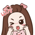 Pukpang Animated 4 Sticker for LINE & WhatsApp | ZIP: GIF & PNG