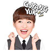 Ride Around Town with Haruka from JKT48 Sticker for LINE & WhatsApp | ZIP: GIF & PNG