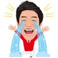 Rio 2016 Olympic Games! P&G x Shuzo Sticker for LINE & WhatsApp | ZIP: GIF & PNG
