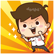 Salaryman With Dreams and Aspirations Sticker for LINE & WhatsApp | ZIP: GIF & PNG