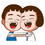 School Funny Daily Life Stickers Sticker for LINE & WhatsApp | ZIP: GIF & PNG
