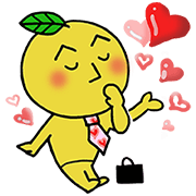 Soka Mocka: Yuzuryman Stickers 2016 Sticker for LINE & WhatsApp | ZIP: GIF & PNG