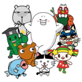 Yarukinashio and Friends