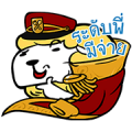 "4 Top Webtoon Stars in ""Let's Get Rich"" Sticker for LINE & WhatsApp 