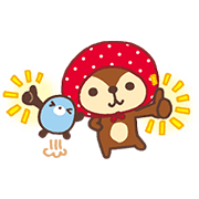 Animated Kireizukin seikatu Sticker for LINE & WhatsApp | ZIP: GIF & PNG
