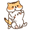 Baby Busymew Sticker for LINE & WhatsApp | ZIP: GIF & PNG