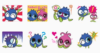 Buruburu-kun | 1067 Line Sticker GIF & PNG Pack: Animated & Transparent No Background | WhatsApp Sticker