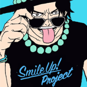 ONE PIECE Smile Up! Stickers Sticker for LINE & WhatsApp | ZIP: GIF & PNG