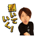 Talking! Moving! Kimagure Cook Stickers