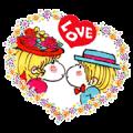 Ado Mizumori Animated Snappy Stickers