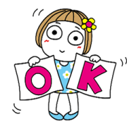 Animated Words for Friends Sticker for LINE & WhatsApp | ZIP: GIF & PNG