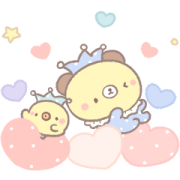 Bread Tree Lovely Circus Sticker for LINE & WhatsApp | ZIP: GIF & PNG