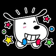 Kutsuo 4 Sticker for LINE & WhatsApp | ZIP: GIF & PNG