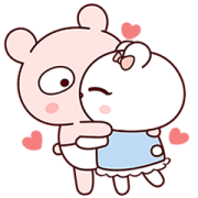 Lengtoo Baby the Heat of Love Sticker for LINE & WhatsApp | ZIP: GIF & PNG