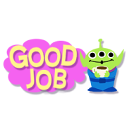 Toy Story (Mini Paper Cutouts) Sticker for LINE & WhatsApp | ZIP: GIF & PNG