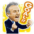 Zaccheroni: Get your YELL on.