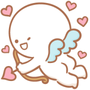 Baobao Never Tell: Costume Party! Sticker for LINE & WhatsApp   ZIP: GIF & PNG