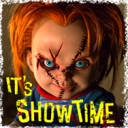 Chucky Horror Stickers Sticker for LINE & WhatsApp | ZIP: GIF & PNG