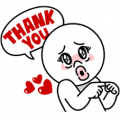 LINE Characters: Love is a Rollercoaster Sticker for LINE & WhatsApp | ZIP: GIF & PNG