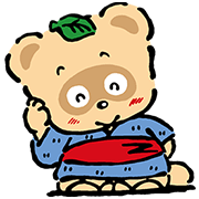 Pokopon's Diary Sticker for LINE & WhatsApp | ZIP: GIF & PNG