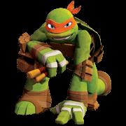 Teenage Mutant Ninja Turtles Sticker for LINE & WhatsApp | ZIP: GIF & PNG