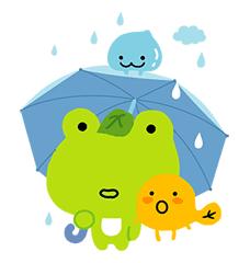 Tsuginohikerori Sticker for LINE & WhatsApp   ZIP: GIF & PNG